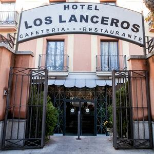 Foto de portada Hotel Los Lanceros
