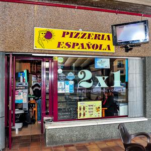 Foto de portada Pizzería Española