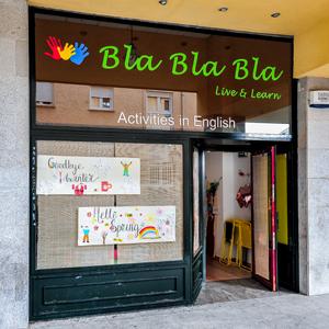 Foto de portada Ble, bla, bla, live & learn