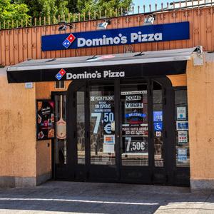 Foto de portada Dóminos Pizza