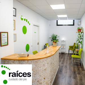 Foto de portada Raíces. Centro de podología y fisioterapia