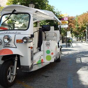 Foto de portada Tuktuk Escorial